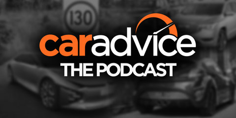 CarAdvice podcast 27: 2018 Commodore, Mercedes X-class ute, LandCruiser review and a Sandown lap in the Clubsport R8!