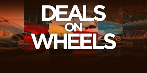 Weekend Deals on Wheels for September 10
