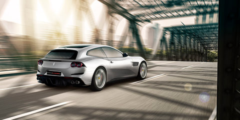Ferrari GTC4 Lusso V8 targeting Porsche and Bentley buyers
