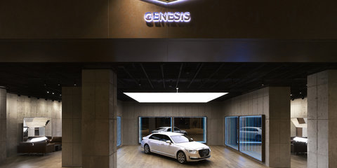 Hyundai's Genesis luxury brand opens first Studio showroom in South Korea