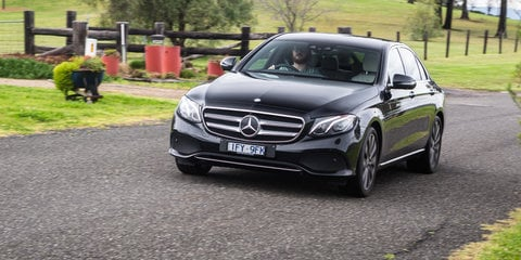 2017 Mercedes-Benz E200 Review