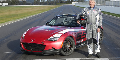 2016 Mazda MX-5 Cup Car Review