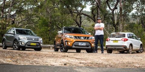 2016 Suzuki Vitara Range Review