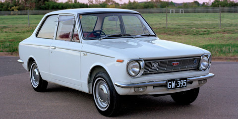 Toyota Corolla retrospective:: a look back at 50 years of the world's most popular car