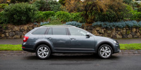 2016 Skoda Octavia Scout 132 TSI Premium (4x4) Review Review