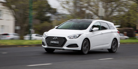 Medium wagon comparison:: Hyundai i40 v Mazda 6 v Volkswagen Passat