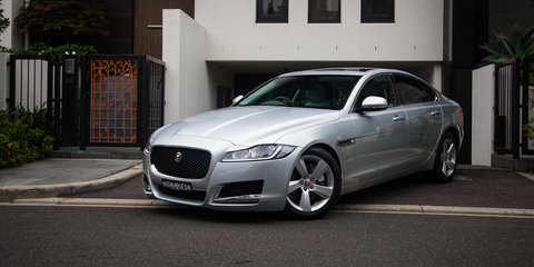 2016 Jaguar XF 20d Prestige review