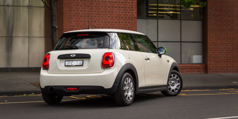 2016 Mini Ray three-door review