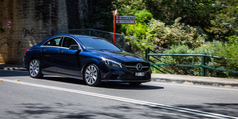 2017 Mercedes-Benz CLA200 review