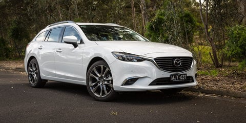2017 Mazda 6 GT Wagon Review