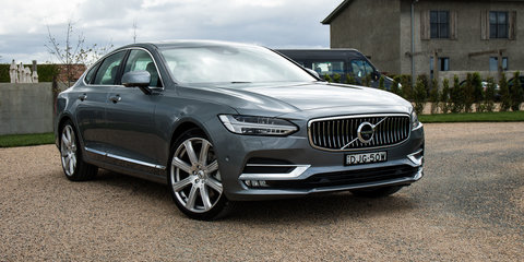 2017 Volvo S90 Inscription Review