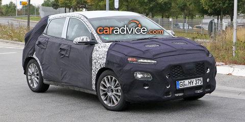 Hyundai CX-3 rival to fill local segment hole from late 2017
