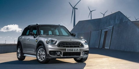 2017 Mini Cooper S E Countryman All4: Brand's first PHEV detailed, on the cards for Australia