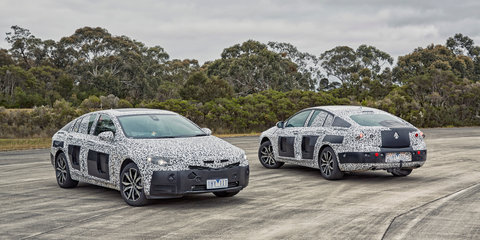 Popular 2018 Holden Commodore And Opel Insignia The Clever Art Of Camouflage
