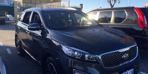 2016 Kia Sorento SLI (4x4) Review