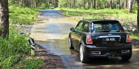 2012 Mini Cooper S Goodwood Review Review