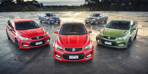 Holden's two-door sports car details due soon, could exist across several segments