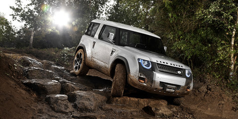 New Land Rover Defender will reportedly be a high-tech off-road demon