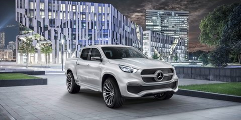 Mercedes-Benz X-Class ute to be a key option for Australian buyers, company claims