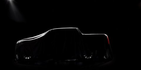 "Mercedes-Benz Pickup ""The Concept"" teased again ahead of global debut"