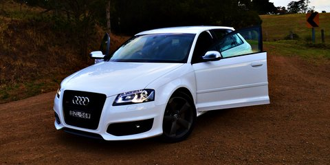 2011 Audi S3 Sportback Review Review