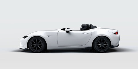 Mazda MX-5 Speedster Evolution teased ahead of SEMA debut
