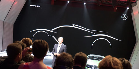 Mercedes-AMG hypercar power not merely 'inspired' by F1 engine:: it very much is one