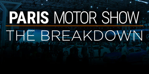 The 2016 Paris motor show breakdown: Unveilings, interviews, videos and galleries