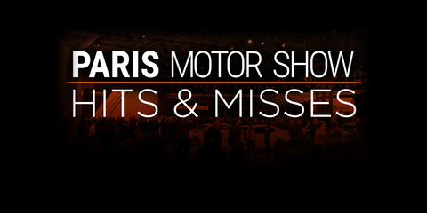 2016 Paris motor show: hits and misses