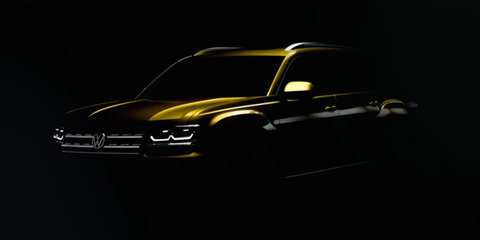 2017 Volkswagen Atlas teased in new video