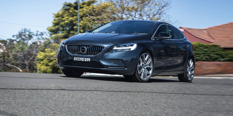 2017 Volvo V40 D4 Review: Inscription with Polestar Performance pack