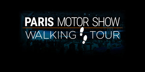 2016 Paris Motor Show Walkaround