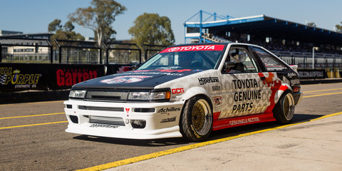 Keiichi Tsuchiya at WTAC 2016: The story behind the ultimate Toyota 86 fairy tale