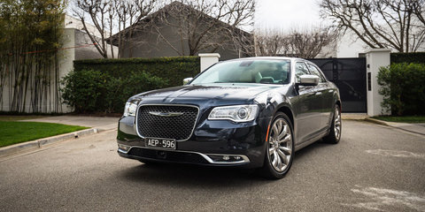 2016 Chrysler 300 C Luxury Review Review