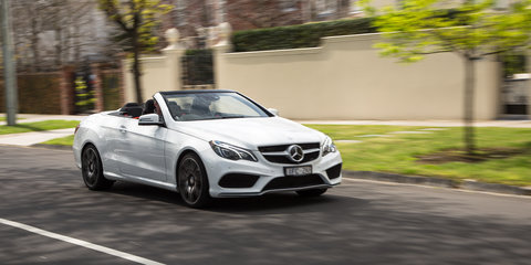 2016 Mercedes-Benz E400 Cabriolet review