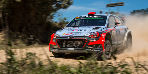 WRC Rally Australia 2016: Photo gallery special