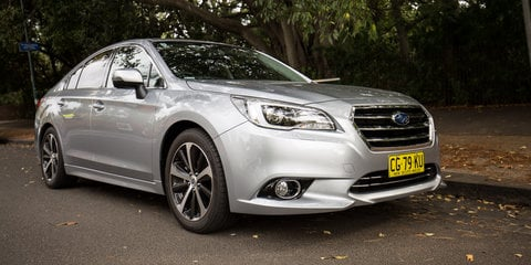 2016 Subaru Liberty 2.5i Premium review