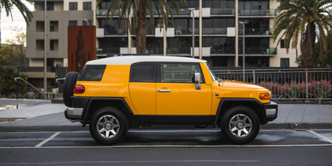 2016 Toyota FJ Cruiser review