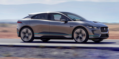 Jaguar I-Pace: Tesla Model X no benchmark, project boss says