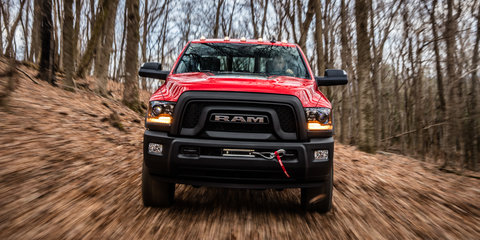 "2017 Ram Power Wagon: US pricing announced, but not on local radar ""at the moment"""