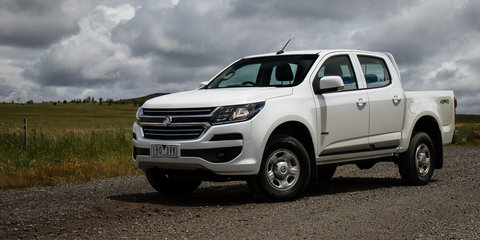 2017 Holden Colorado LS review