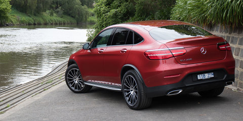 Supply the only barrier to further Mercedes-Benz GLC sales success