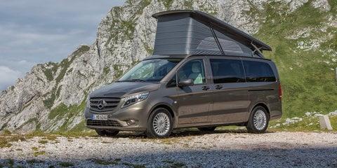 Mercedes-Benz Marco Polo confirmed for Australia