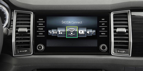 Skoda offers 'clever' approach to service and ownership