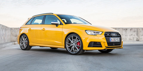 2017 Audi S3 pricing and specs: More power and tech for new hot models
