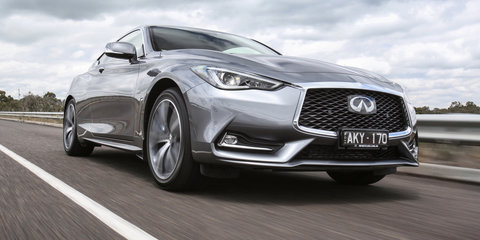2017 Infiniti Q60 pricing and specs: New hero coupe here to boost brand image
