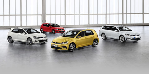 2017 Volkswagen Golf: What's changed? New technology detailed
