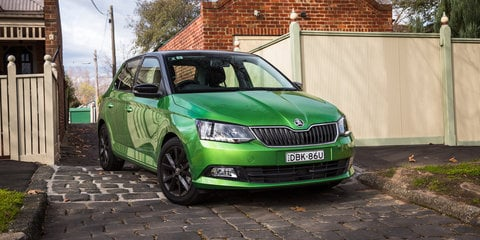 2017 Skoda Fabia 81TSI review