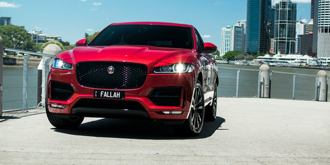 2017-18 Jaguar F-Pace, XE, XF recalled - UPDATE