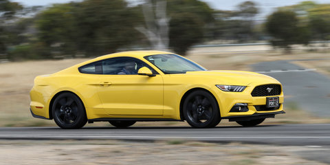 2016 Ford Mustang 2.3 GTDI Review Review